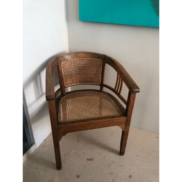 Rattan antique Dining chairs   Dining Chairs   Gumtree ...