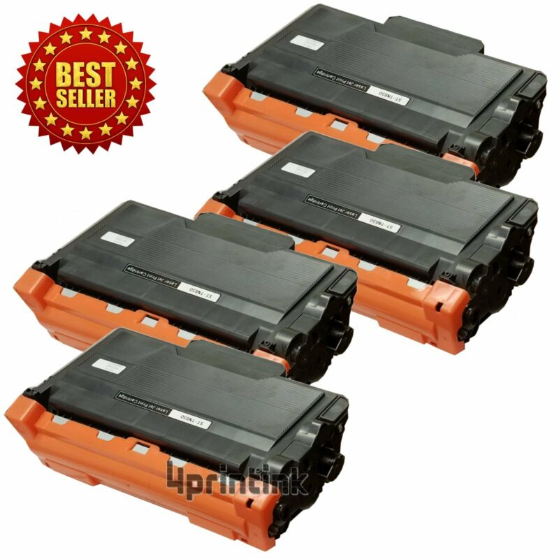 4pk TN850 TN-850 Toner Cartridge For Brother TN820 HL-L6200DW MFC-L5800DW