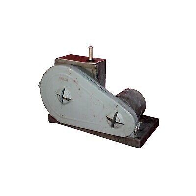 Sargent Welch Scientific Belt Driven Vacuum Pump Wge 13hp 1725 Rpm Motor