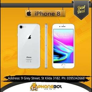 iPhone 8 64 GB Excellent Condition @PhoneBot St Kilda Port Phillip Preview