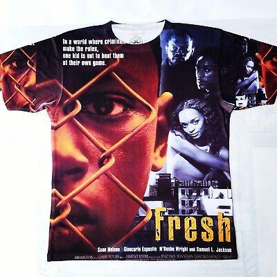 Fresh dry fit T Shirt nyc 90s movie brooklyn (Brooklyn Fitted T-shirt)