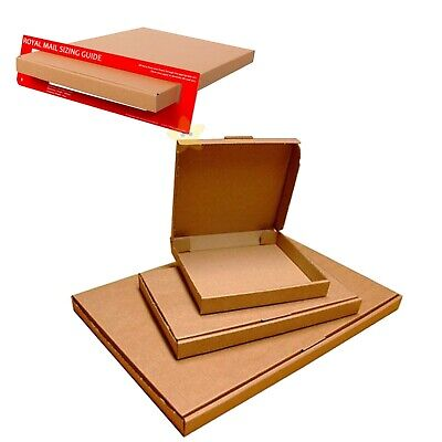 50 x C5 SIZE ROYAL MAIL LARGE LETTER PIP SHIPPING POSTAL POSTAGE MAILING BOXES