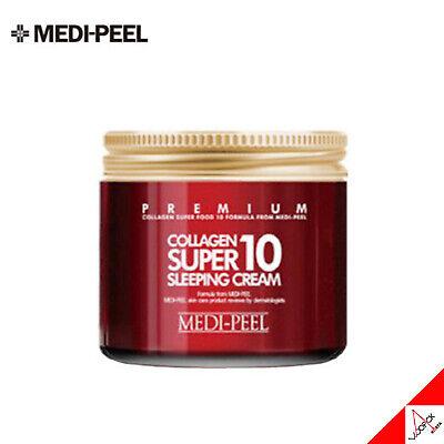 Medi-Peel Premium Collagen Super 10 Sleeping Cream 70ml /K-Beauty