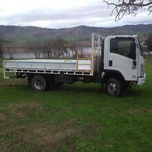 Isuzu NPS 300 4x4 tray truck 2012.   41000km Granya Towong Area Preview