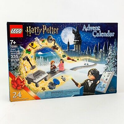 2020 Lego Harry Potter Advent Calendar 75981 New In Hand -Ready for Christmas-