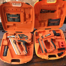 2X paslode nail gun very good working order Casula Liverpool Area Preview