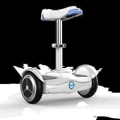 Airwheel S6 Motorized Moped Electric Scooter Hoverboart with seat 2 Wheels