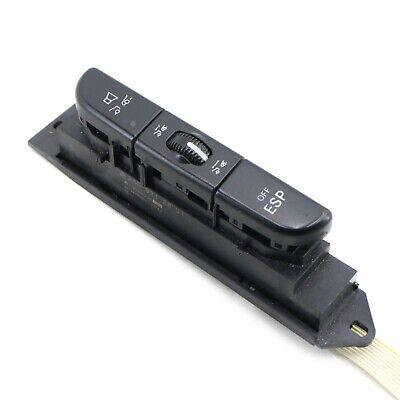 Mercedes R230 SL 55 500 350 600 ESP Distronic Schalter Links an Schaltkulisse