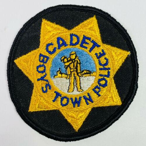 """Boys Town Police Cadet Douglas County Nebraska NE Patch 3"""""""