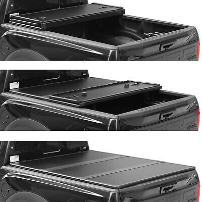For 2016-2019 Toyota Tacoma Bed Tonneau Cover 5'/59.8