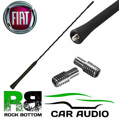 Fiat 500 Whip Bee Sting Mast Car Radio Stereo Roof Aerial Antenna
