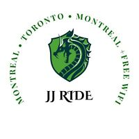 JJRide Montreal to Toronto Daily 8:00am/9:30am