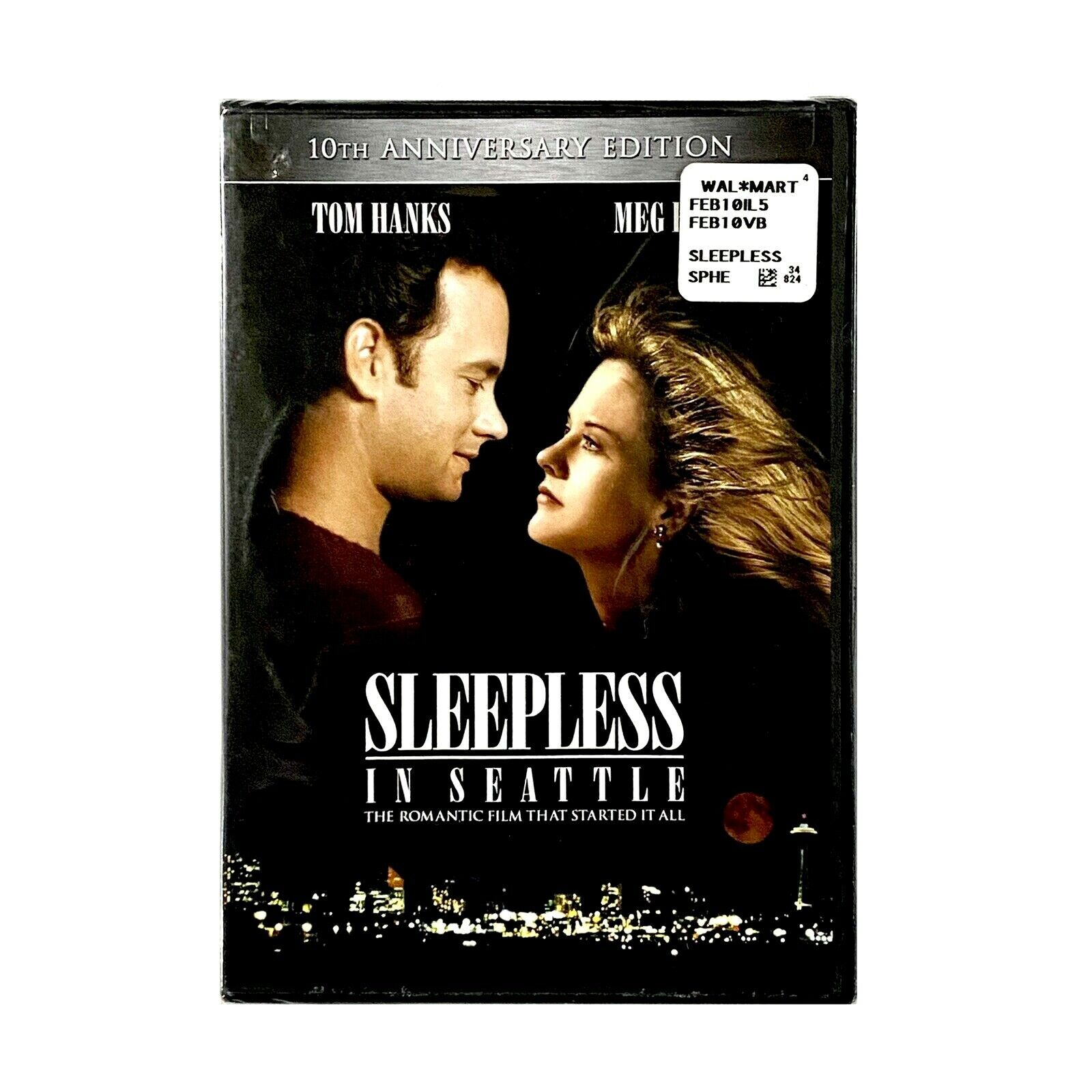 Sleepless In Seattle 10th Anniversary Edition DVD, 2003  - $7.50