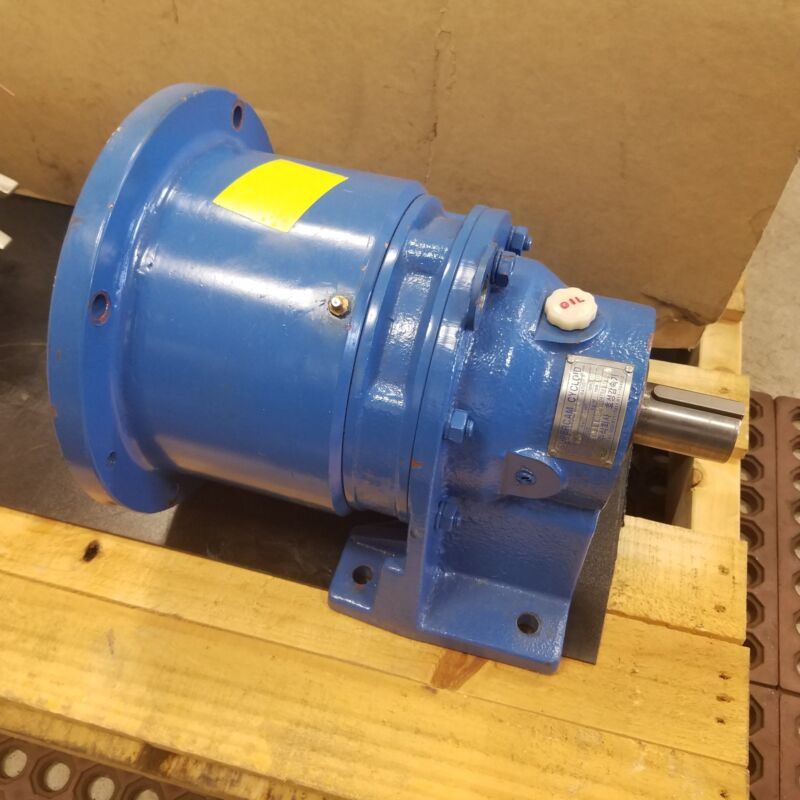 SuperCam Cycloid SCMKH-304, Gear Reducer. Ratio 17:1, HP:2 - NEW