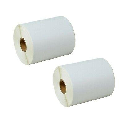 2 Rolls 4x6 Direct Thermal Shipping Labels For Zebra 2844 Zp450 Eltron 250roll