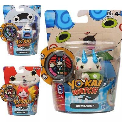 Yo kai Watch figures Medal Moments Bundle Brand New x3