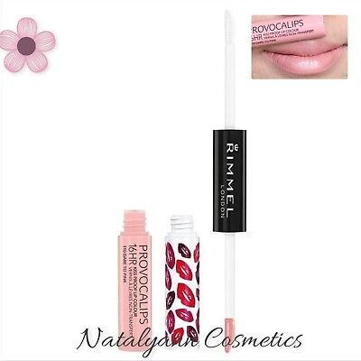 Rimmel London Provocalips 16HR Kissproof Lipstick 110 DARE TO PINK SEALED