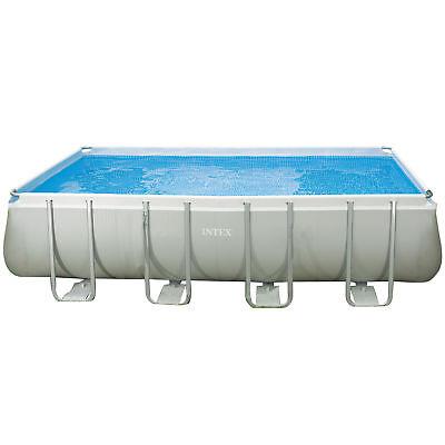 "12'x24'x52"" Intex Ultra Frame Rectangular Pool Kit With Salt System 28365EH"