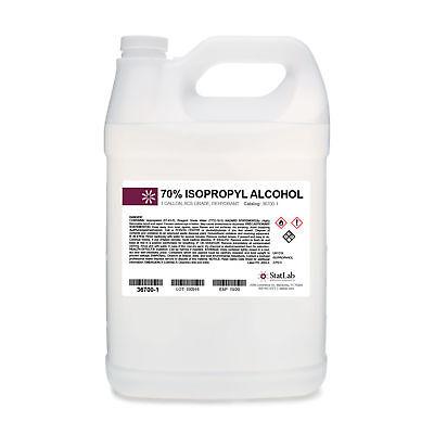 70 Isopropyl Alcohol 1gal 1 Ea