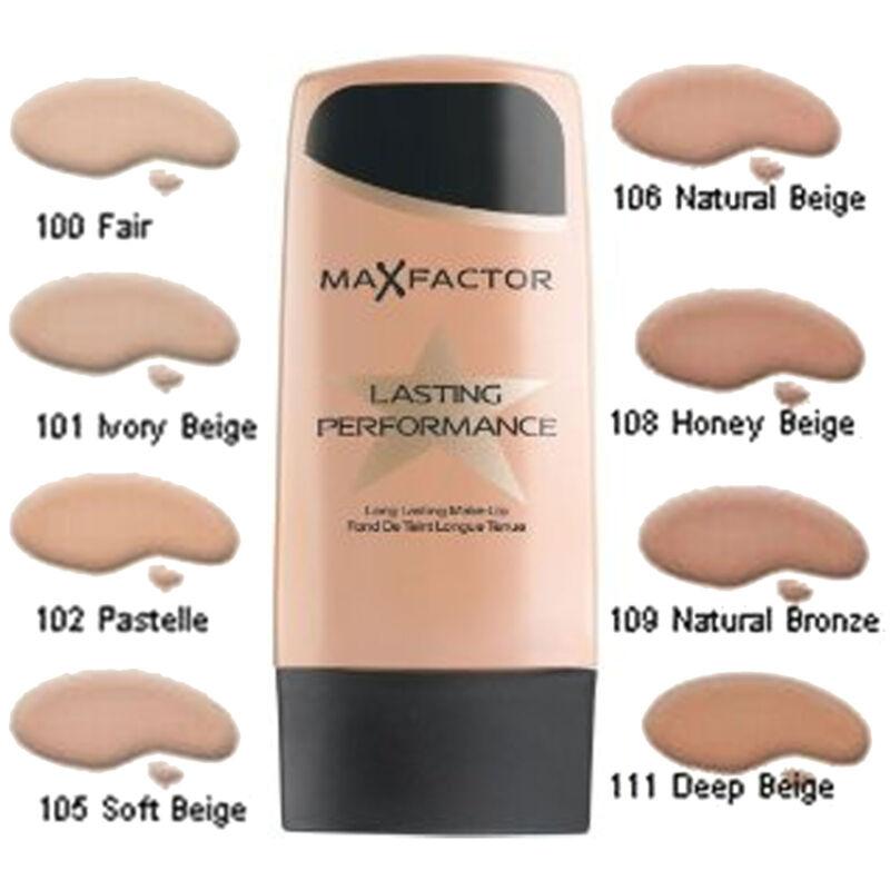 Основа под макияж max factor lasting perfomance 101