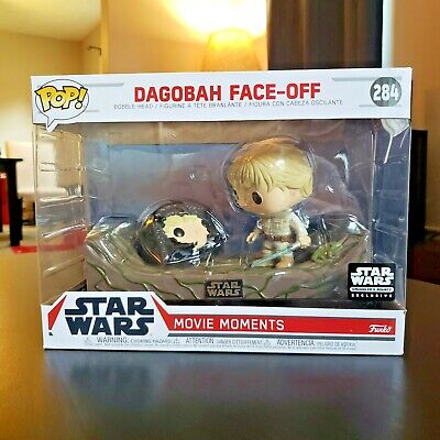 Star Wars Funko POP! Dagobah Face-Off Movie Moments #284