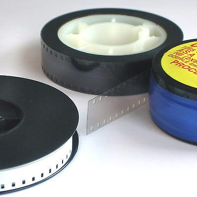 E-6 Processing service for Kodak & other E-6 compatible Standard 8mm cine film.