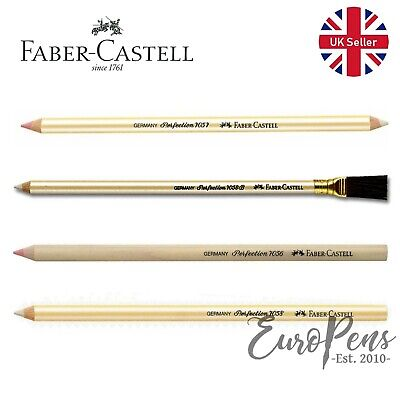 Faber Castell Perfection Eraser Tip Pencils - Choose 705670577058b - Uk