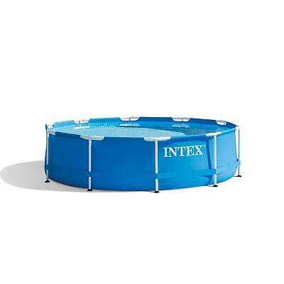 Intex 28200EH 10 Foot x 30 Inch Above Ground Swimming Pool (Pump Not Included)