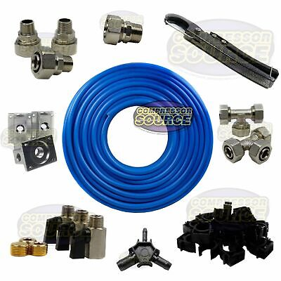 Maxline Compressed Air Tubing Piping System Master Kit 34 Line 300 Ft M7580