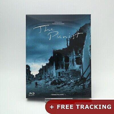 The Pianist .Blu-ray w/ Slipcover