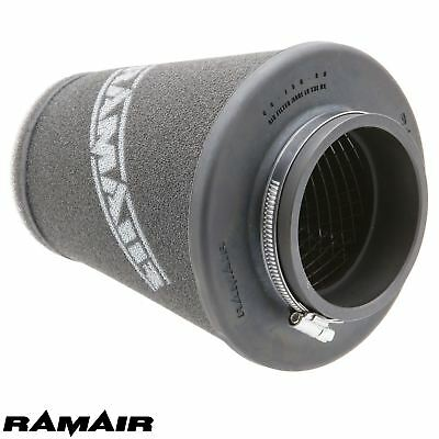 Ramair Performance Universal Induction Intake Custom Foam Air Filter - 80mm ID