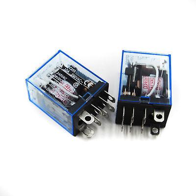 1pcs Coil Power Relay 8pin 2NO 2NC LY2NJ LY2N-J10A AC220V