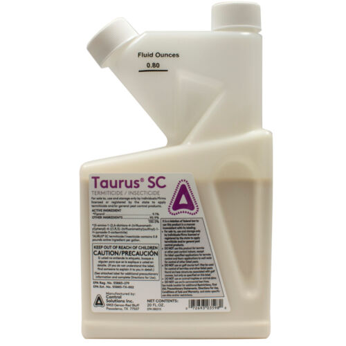 Taurus SC Termite Spray Ant Spray Generic Termidor NOT FOR: CT,IN,MA,ME,MN,NY,VT