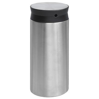 VIESTA Edelstahl-Milchbehälter 600ml für Kaffeevollautomaten, Thermo Milchkühler - Edelstahl-milch-behälter