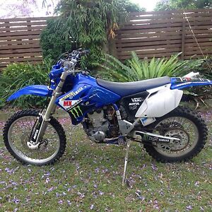 Yamaha WR450f Lawrence Clarence Valley Preview
