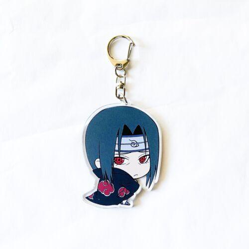 Anime Naruto Acrylic Itachi Keychain