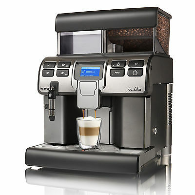 Saeco Aulika RI9844 / 01 coloured Fully Automatic Espresso COFFEE Machine