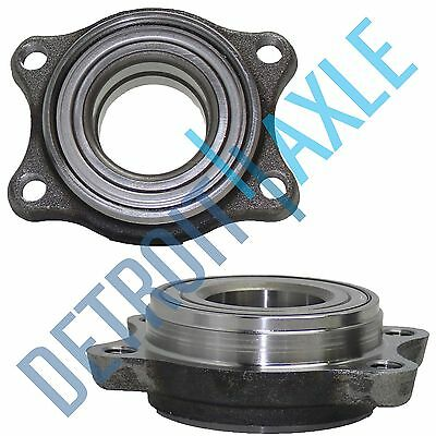 2 New Rear Wheel Bearing Module Assemblies for Audi A6 A8 S4 S6 S8 Volkswagen
