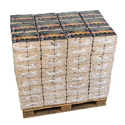 Wood Fuel Briquettes - Full Pallet - 96 Packs of 12 Briquettes