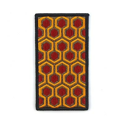 Carpet Movie (THE SHINING CARPET PATTERN - Embroidered Patch 4