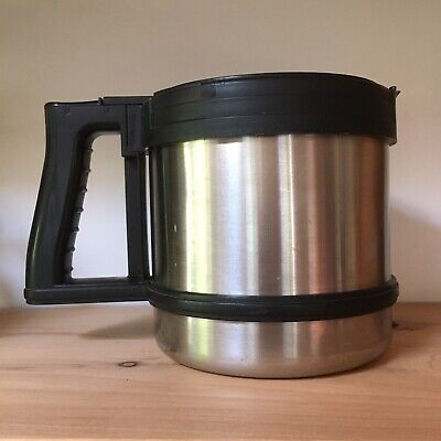Bunn O Matic Coffee Maker Coffee Pot Thermal Carafe Stainless Steel 32800.1000
