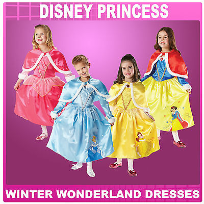Snow White Winter Costume (DISNEY PRINCESS WINTER WONDERLAND BELLE SNOW WHITE SLEEPING BEAUTY &)