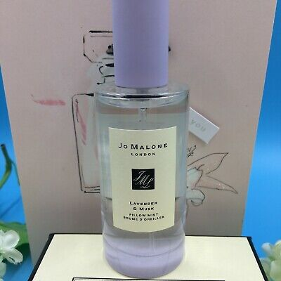 JO MALONE LAVENDER & MUSK PILLOW MIST 45ml  BNWB  Fresh Stock SOLD OUT