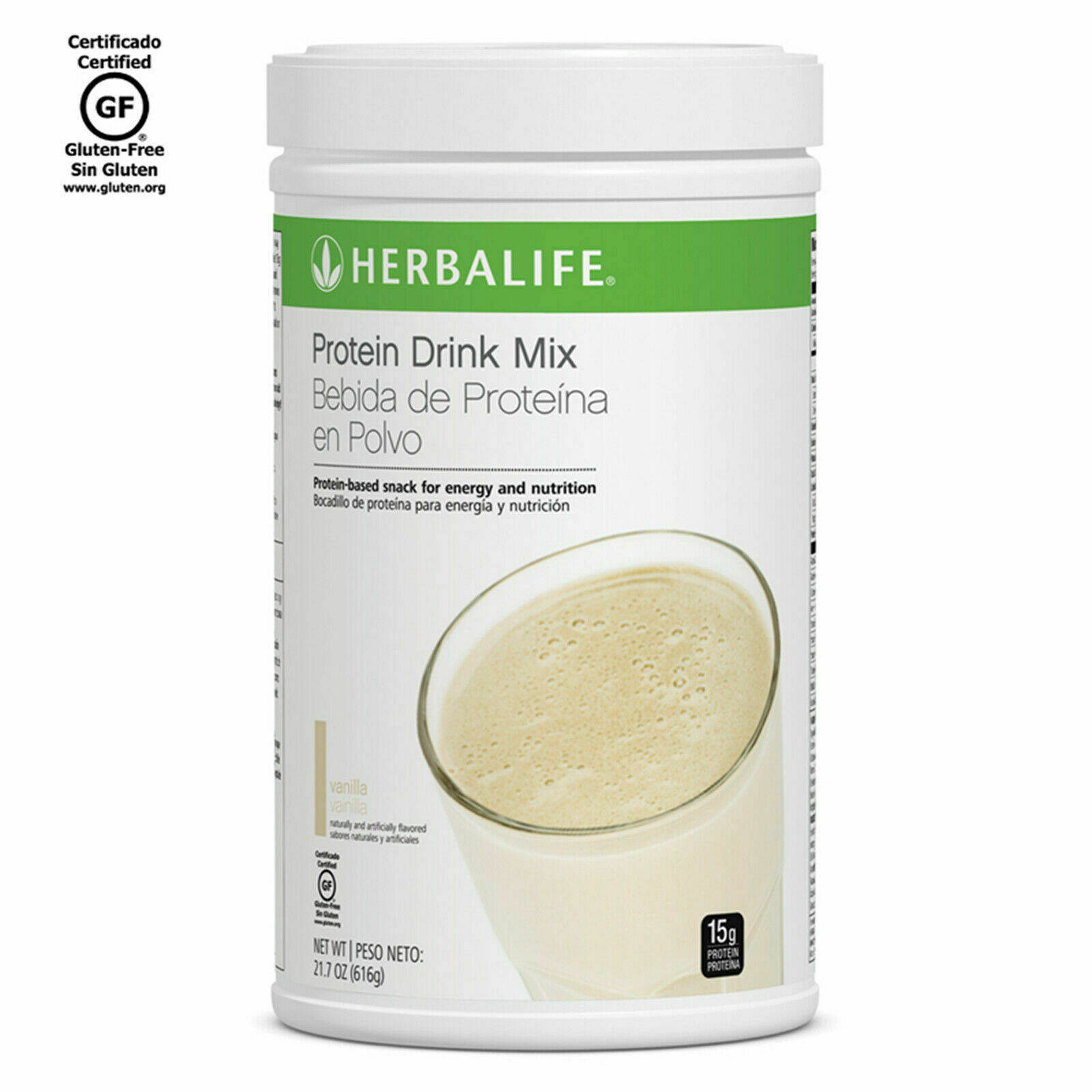NEW Herbalife Protein Drink Mix , 3 flavors ,FREE SHIPPING
