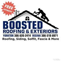 Boosted Roofing & Exteriors