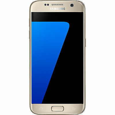 Samsung Galaxy S7 SM-G930 - 32GB - Black/Gold (T-Mobile/AT&T) UNLOCK Smartphone