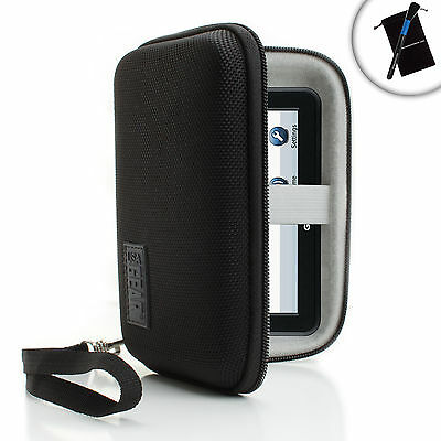 Designed for Garmin nuvi 58LM , 57LM GPS Navigation Hard Shell Case USA GEAR](garmin nuvi 57 case)