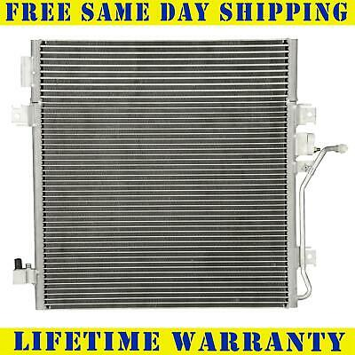 AC Condenser For Dodge Nitro 3.7 4.0 Jeep Liberty 3.7 3664
