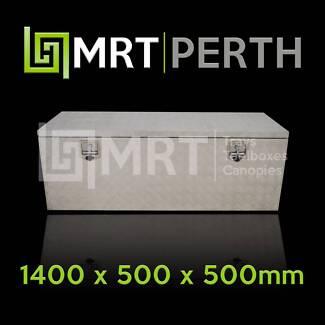 RECTANGLE PLAIN TOOLBOX MRT9 – 1400mm x 500mm x 500mm