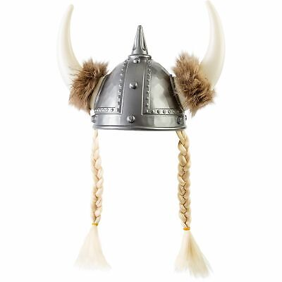 Vixen Viking Hat Halloween Costume Accessories Horns Plastic Thor Raid Longship - Thor Costume Accessories